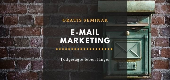E-Mail Marketing Kongress 2020