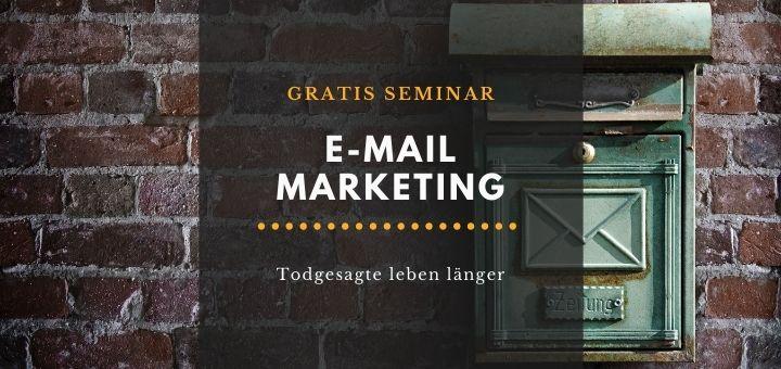 E-Mail Marketing Kongress 2020