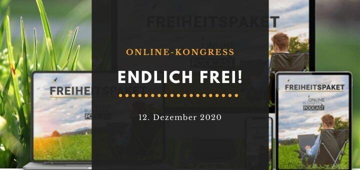 Endlich frei! - Online-Selbstständigkeit aufbauen