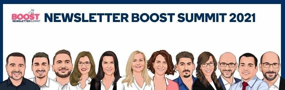 NBS21 Newsletter Boost Summit Referenten 2021