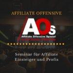 Affiliate Offensive 2021 Dirk Kreuter Klick Tipp