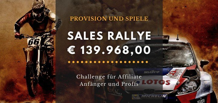 dirk kreuter affiliate Sales Rallye Affiliate Offensive
