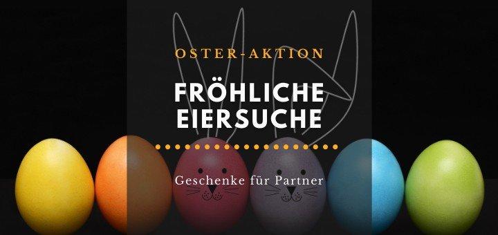 Partneraktion von Dirk Kreuter zu Ostern